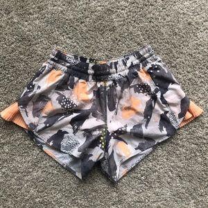 """Hotty Hot 2.5"""" Lululemon shorts"""